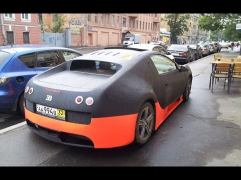 Top 15 Worst Supercar Replicas Ever build!