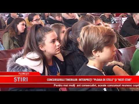 Concursurile tinerilor interpreți ''Ploaia de Stele'' și