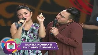 Video Nassar dan Zaskia Gotik - Rindu Berat | LIDA MP3, 3GP, MP4, WEBM, AVI, FLV Juni 2019
