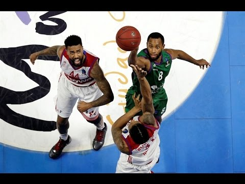 7DAYS EuroCup Highlights: Unicaja Malaga-FC Bayern Munich, Game 2