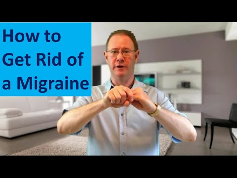 How To Get Rid Of A Migraine - Crazy Fast Migraine Cure. Try EFT Now - Energy Healing