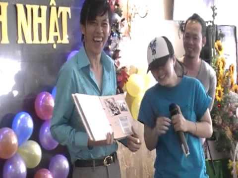 Sinh nhật Bố Hoài Linh 2012 – Tặng quà, tặng quà :D
