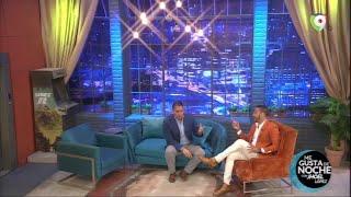 Conversando con Daniel Sarcos en Me Gusta de Noche con Jhoel López