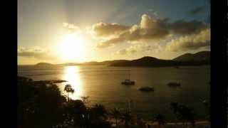 Sunset Time Lapse, St. Thomas, [1080p HD]