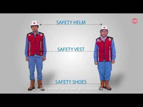 ADHI PRECAST PLANT LRT SENTUL : SAFETY INDUCTION