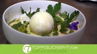 TISK Senfei mit Senf-Sahnesauce und Kartoffelstampf | Topfgucker-TV