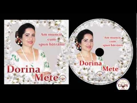 Dorina Mete - Am muncit cum spun bătrânii ( Official Video ) NOU 2014