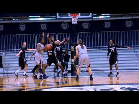Butler Women's Basketball Highlights vs. Providence
