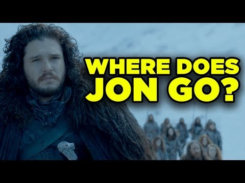Game Of Thrones ENDING EXPLAINED! Final Scene Imagery Analysis!