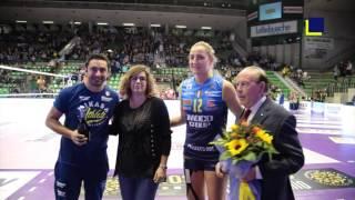 PANTERE TV. Imoco Volley Conegliano 2 Savino Del Bene Scandicci 3