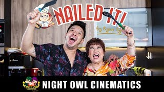 Video Nailed It! - Mama Ros' Delicious Food On A Budget! MP3, 3GP, MP4, WEBM, AVI, FLV September 2018