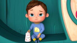 Video Johny Johny Yes Mama  +More Nursery Rhymes & Kids Songs - Banana Cartoons MP3, 3GP, MP4, WEBM, AVI, FLV Oktober 2018