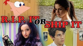 Download Video SHIP IT OR RIP IT - DISNEY CHANNEL EDITION MP3 3GP MP4