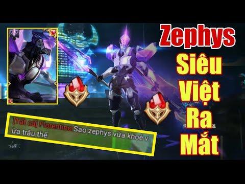 [Gcaothu] Trang phục mới ra mắt Zephys Siêu Việt - Team bạn phục sát đất vì quá mạnh - Thời lượng: 21:35.
