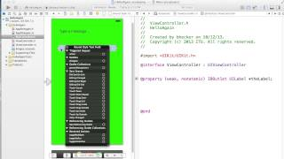 Fall 13-2 Objective-C - Lecture 4