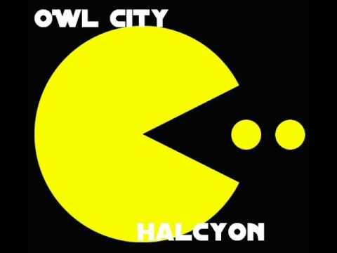 Tekst piosenki Owl City - Halcyon po polsku