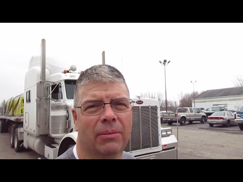 #67 Stop Two Done The Life of an Owner Operator Flatbed Truck Driver Vlog
