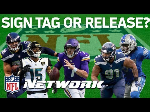 Which Free Agents Should be Signed, Tagged, or Released?   Total Access   NFL Network