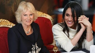 Video How Camilla is helping Meghan's pre-wedding & in the following years MP3, 3GP, MP4, WEBM, AVI, FLV April 2018
