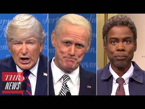 SNL's Return: Best Moments Feat. Presidential Debate, Chris Rock, Megan Thee Stallion   THR News