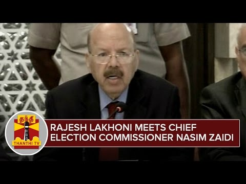 Detailed-Report--TN-Chief-Electoral-Officer-Rajesh-Lakhoni-meets-Nasim-Zaidi--Thanthi-TV
