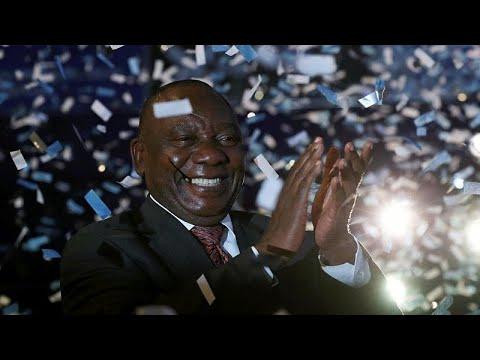 Το Αφρικανικό Εθνικό Κογκρέσο είναι ο νικητής των εκλογών…
