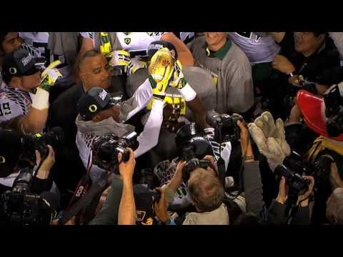 oregon duck - Are you ready for 2013 Oregon Football? Our award winning Oregon Films crew put this together. Watch and get a taste of what it is like to be part of 54000 ...