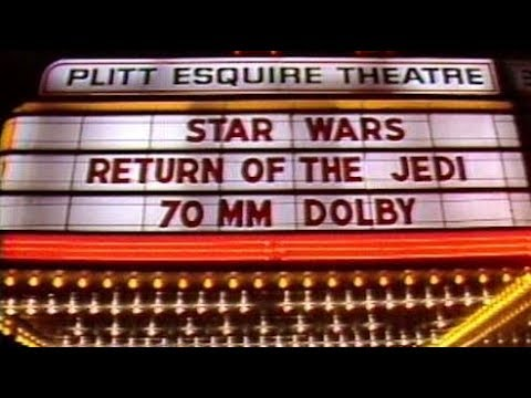 """WLS Channel 7 - Eyewitness News - """"Return of the Jedi Opening"""" (1983)"""