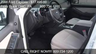2008 Ford Explorer 4WD 4dr V6 XLT - for sale in Altoona, PA
