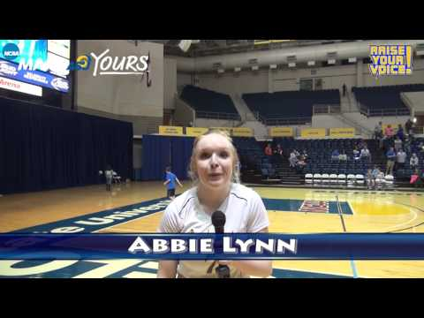 Angelo State Volleyball - Tarleton State Highlights and Reaction