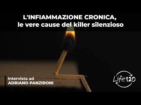 infiammazione cronica: vero e proprio killer per la nostra salute!