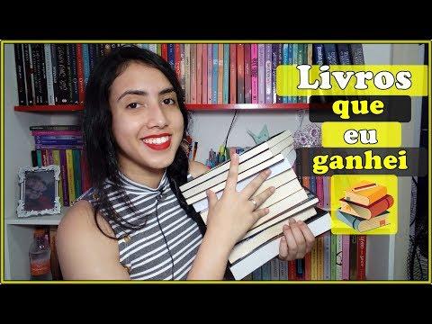 Livro que Ganhei em Fevereiro|  Leticia Ferfer | Livro Livro Meu