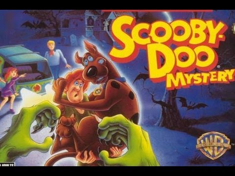 scooby doo mystery super nintendo cheats