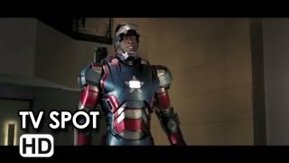 Iron Man 3 Tv Spot - A Lesson 2013