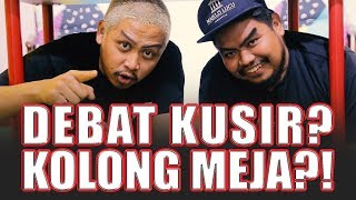 Video DEBAT KUSIR VS KOLONG MEJA MP3, 3GP, MP4, WEBM, AVI, FLV Januari 2019