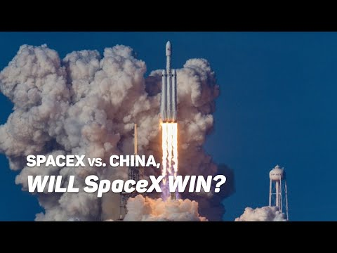 SpaceX Vs China, is SpaceX winning?