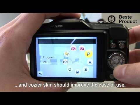 Panasonic Lumix DMC-GF5 preview and hands-on