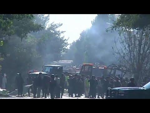 Αφγανιστάν: Δεκάδες νεκροί από έκρηξη παγιδευμένου αυτοκινήτου στην Καμπούλ