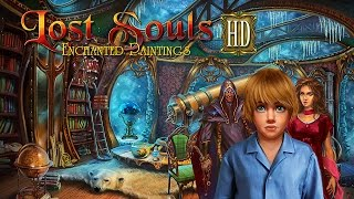 Lost Souls: Enchanted Painting YouTube video