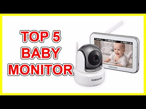 Top 5 Baby Monitors | Baby Security Camera | Best Child Care Monitors | Top Inventions