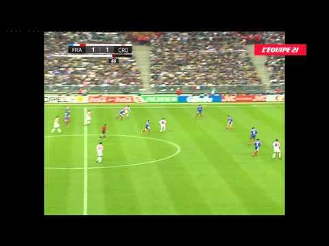 France 2 - 1 Croatie - Demi-finale - Coupe du monde 1998 - 2e Mi-temps