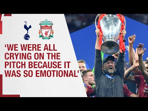 'We Were All Crying On The Pitch Because It Was So Emotional' | Klopp's Tottenham Reaction