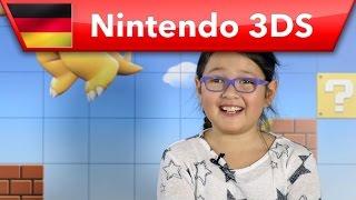 Was sagen Kids über Super Mario Maker für Nintendo 3DS?