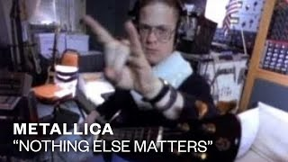 Metallica - Nothing Else Matters (Video) - YouTube