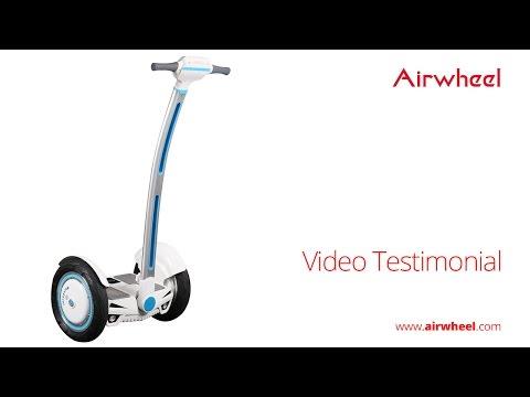 Airwheel S3 * Il futuro concetto di pendolarismo