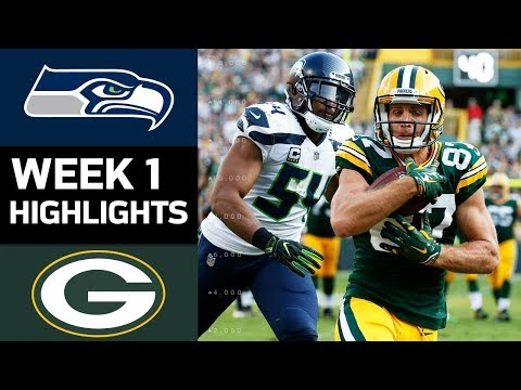 Seahawks vs. Packers | NFL Week 1 Game Highlights - Thời lượng: 8:00.