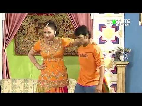 Video Zafri Khan, Nargis and Sakhawat Naz New Pakistani Stage Drama Full Comedy Clip download in MP3, 3GP, MP4, WEBM, AVI, FLV January 2017