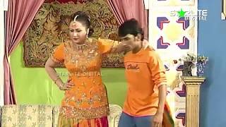 Zafri Khan, Nargis and Sakhawat Naz New Pakistani Stage Drama Full Comedy Clip | Pk Mast