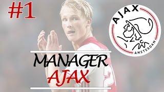 Video FIFA 17 | CARRIÈRE MANAGER : AJAX AMSTERDAM #1 MP3, 3GP, MP4, WEBM, AVI, FLV Mei 2017