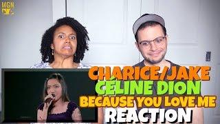 Video Charice/Jake & Celine Dion - Duet at Madison Square Garden | REACTION MP3, 3GP, MP4, WEBM, AVI, FLV Agustus 2018